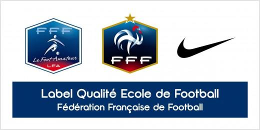 ecole de foot labllise fff